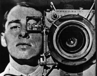 Man with a Movie Camera, reż. Dziga Vertov