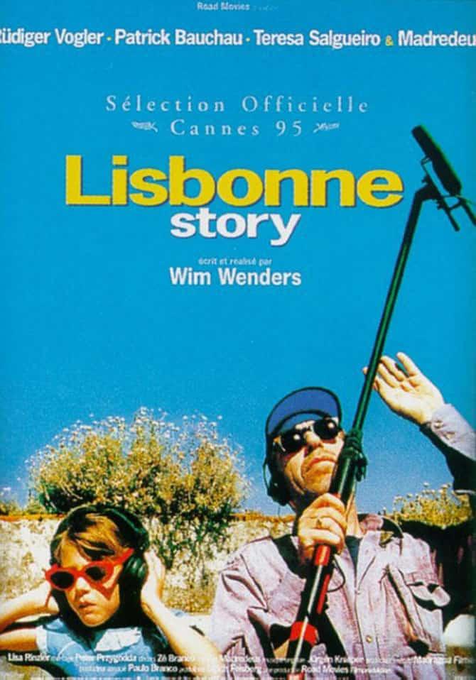 Lisbon Story, reż Wim Wenders, 1994.