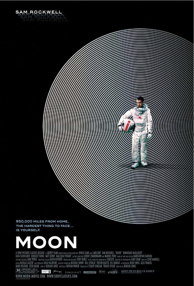 Moon, reż. Duncan Jones, 2009.
