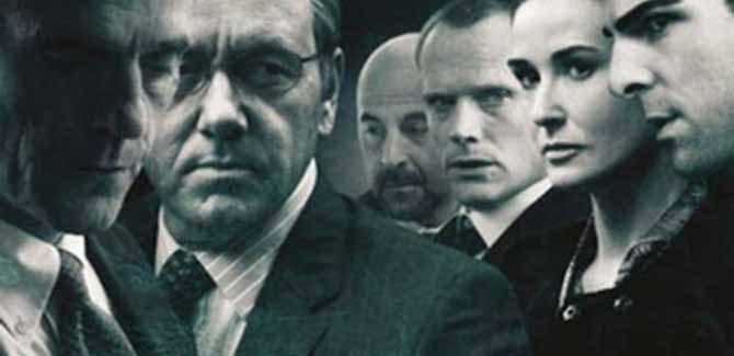 Chciwość (ang. Margin Call), reż. J.C. Chandor, 2011.