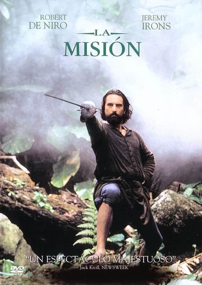 Misja (ang. The Mission), reż. Roland Joffé, 1986.