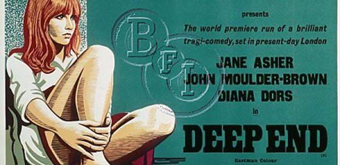 Deep End, reż. Jerzy Skolimowski, 1970.