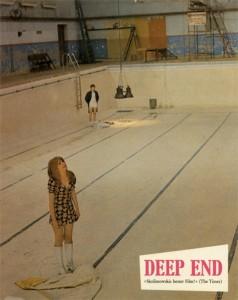 Deep End, reż. Jerzy Skolimowki