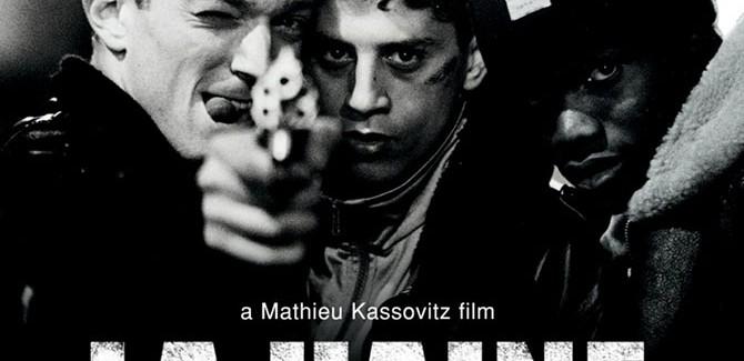 Nienawiść (fr. La Haine), Mathieu Kassovitz, 1995.