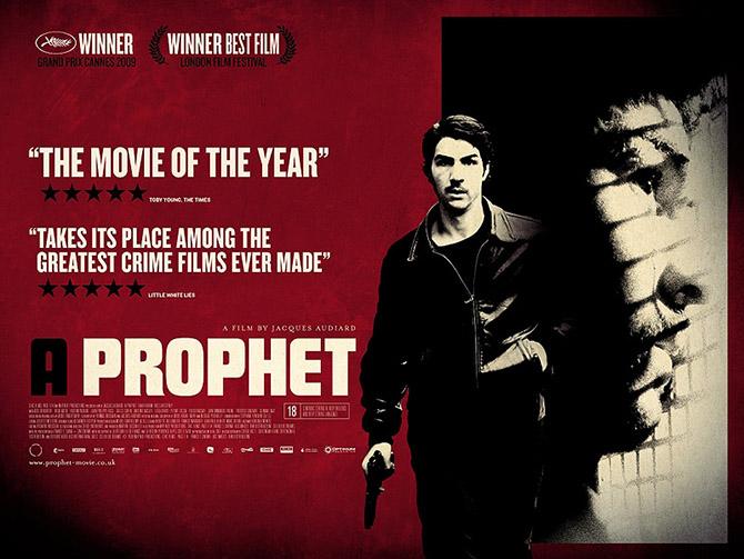 Prorok (fr. Un Prophète), reż. Jacques Audiard, 2009.