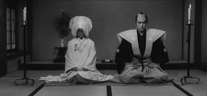 Bunt (ang. Samurai Rebellion), reż. Masaki Kobayashi, 1967.