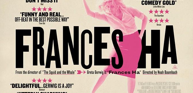 Frances Ha, reż. Noah Baumbach, 2012