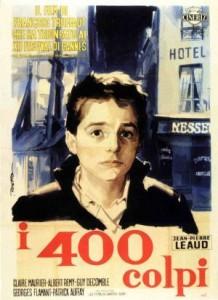 400 batów, reż. François Truffaut