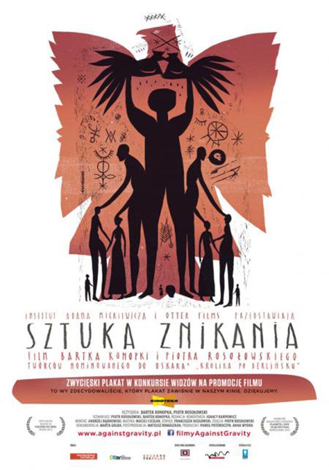 Sztuka znikania, reż. Bartek Konopka, Piotr Rosołowski, 2013