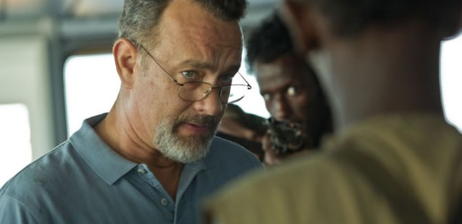 Kapitan Phillips (ang. Captain Phillips), reż. Paul Greengrass, 2013