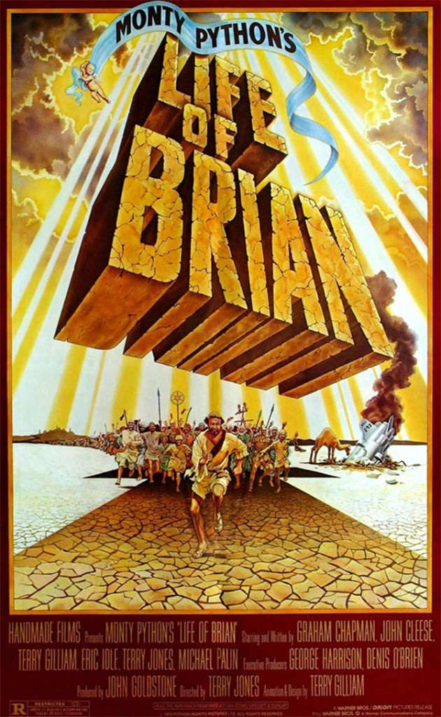 Żywot Briana (ang. Life of Brian), reż. Terry Jones, 1979