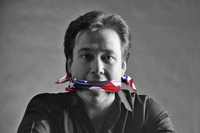 Bill Hicks. Amerykanin (ang. American: The Bill Hicks Story), reż. Matt Harlock, Paul Thomas, 2009