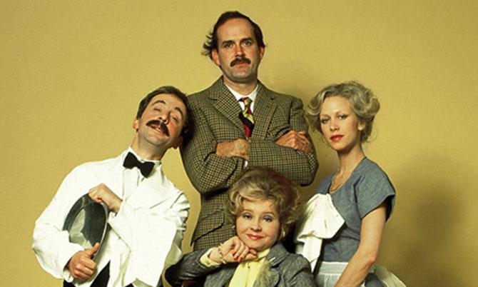 Hotel Zacisze (ang. Fawlty Towers), Wielka Brytania