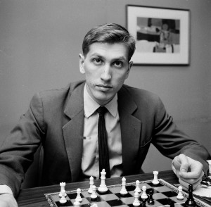 Bobby Fischer Against the World