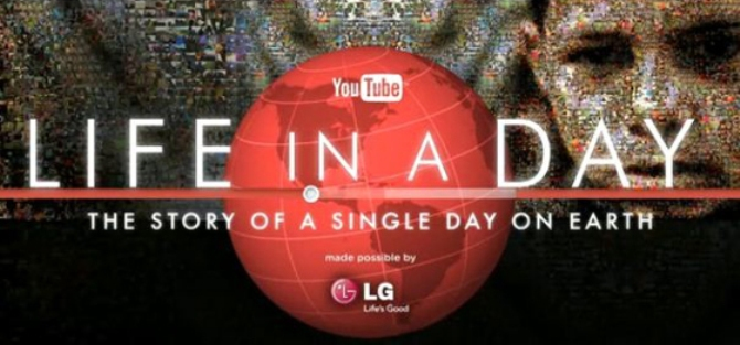 Dzień z Życia (ang. Life in a Day), reż. Kevin Macdonald, 2011