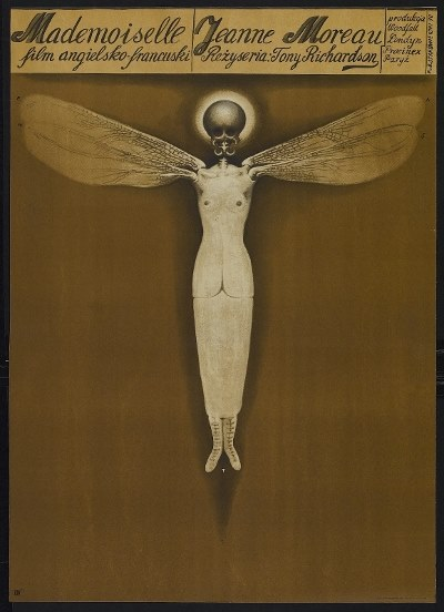 Mademiselle Jeanne Moreau