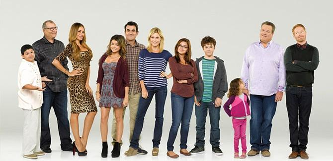 Współczesna Rodzina, ang. Modern Family, USA