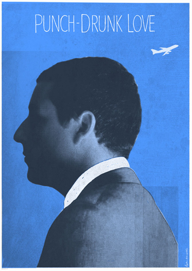 Lewy Sercowy (ang. Punch-Drunk Love), reż. Paul Thomas Anderson, 2002