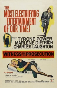 Świadek oskarżenia (ang. Witness for the Prosecution)