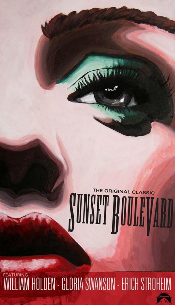 Bulwar zachodzącego słońca (ang. Sunset Boulevard)