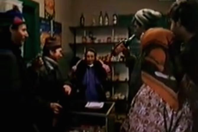 """""""Arizona"""" w polskim stylu, reż. Ewa Borzęcka, 1997"""