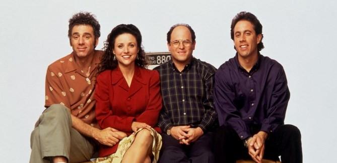 Kroniki Seinfelda, ang. Seinfeld, USA