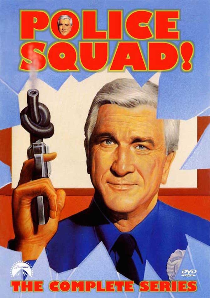 Police Squad! (USA)