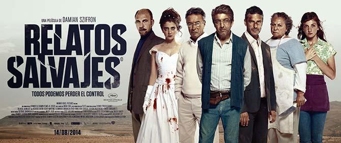 """Już oni wiedzą jak z tobą zatańczyć… """"Dzikie historie"""" (hiszp. Relatos salvajes), reż. Damián Szifrón, 2014"""