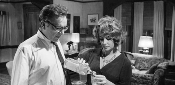 """Czy te oczy mogą kłamać? Chyba tak… – """"Kto się boi Virginii Woolf?"""", reż. Mike Nichols, 1966"""