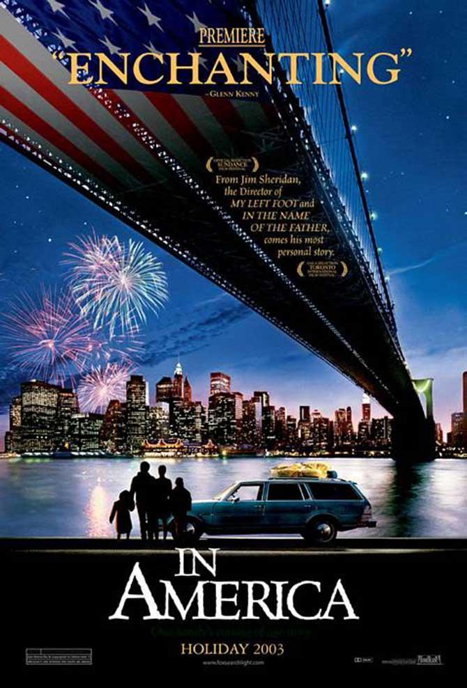 Nasza Ameryka plakat