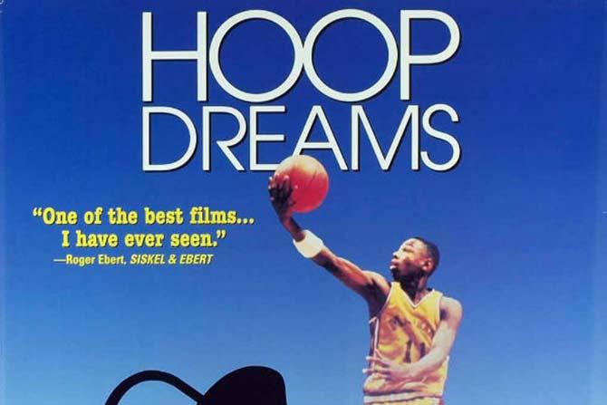 Hoop Dreams (pol. W obręczy marzeń), reż. Steve James, 1994