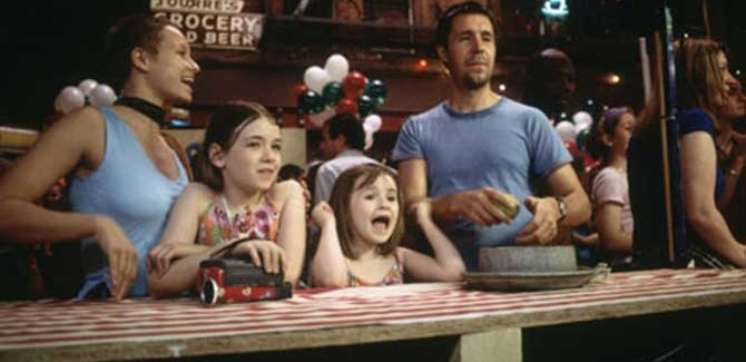 Nasza Ameryka (ang. In America), reż. Jim Sheridan, 2002