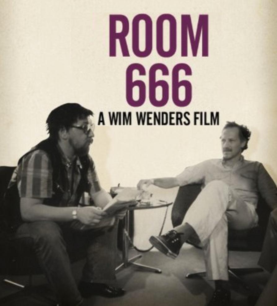 """Stań się człowiekiem z przyszłości – wejdź do """"Pokoju 666"""", reż. Wim Wenders"""