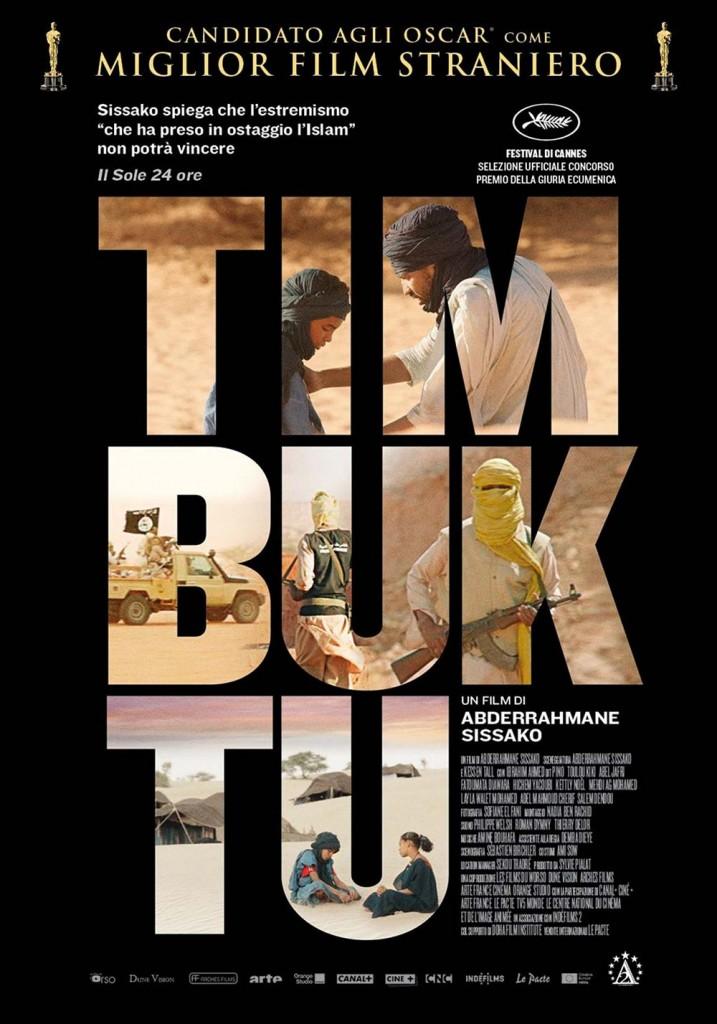 """Śmiercionośne piaski pustyni wieją w stronę """"Timbuktu"""" (reż. Abderrahmane Sissako)"""