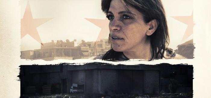 Syryjska love story (ang. A Syrian Love Story), reż. Sean McAllister