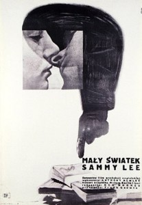 small_world_of_sammy_lee_poster