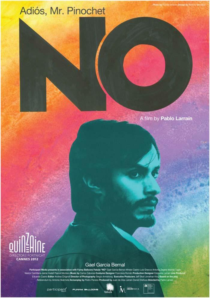 """Co powiedzieć dyktaturze? – """"Nie"""" (hiszp. No), reż. Pablo Larraín"""