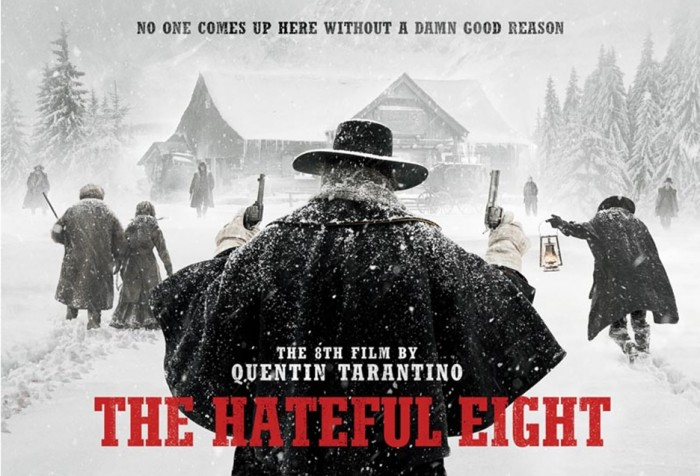 """Tarantino na bezdrożach – """"Nienawistna ósemka"""""""