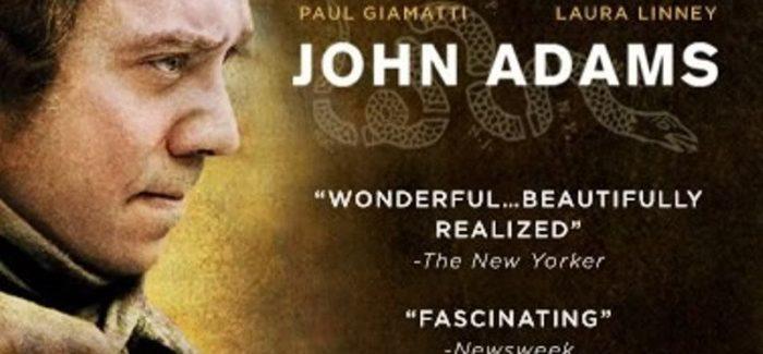 """""""John Adams"""", czyli jak się robi politykę"""