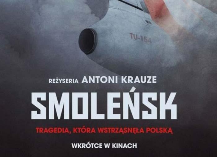 """""""Smoleńsk"""" – telenowela nie do zlekceważenia (reż. Antoni Krauze, 2016)"""
