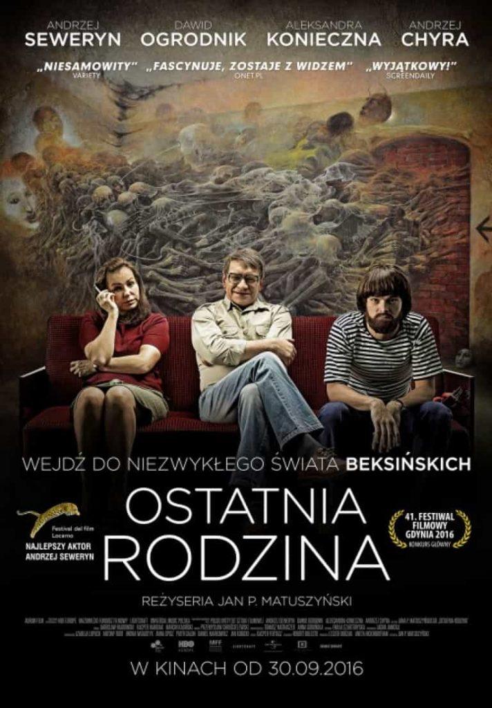 """""""Ostatnia rodzina"""" w poszukiwaniu źródła (reż. Jan P. Matuszyński, 2016)"""