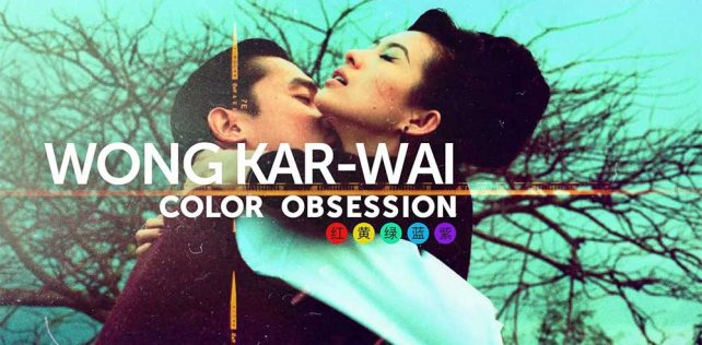 Tribute: Wong Kar-Wai'a obsesja koloru