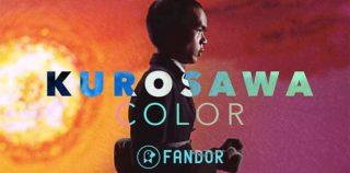 Malarskie kolory w filmach Kurosawy / Video